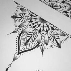 Laura_Mandala_Zeichnung