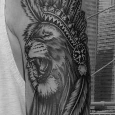 Basti_Pfob_Lion-Guns_N_Ink-Felix_Koch