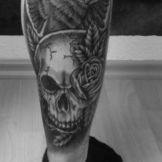 Chris_Wade_Skull-Guns_N_Ink-Felix_Koch