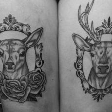 Laura_Capelle_Oberschenkel_Tattoo