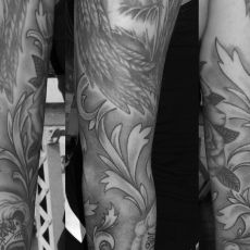 Alina_Sleeve1_GUNS-N-INK-Tattoo-Shop